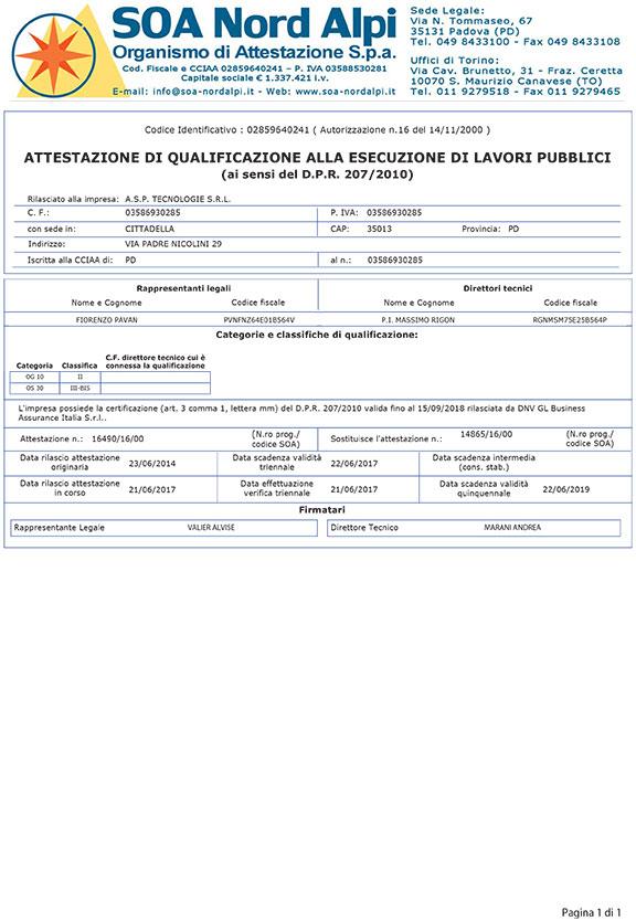 asp-tecnologie-certificazioni-SOA-ATTESTATO-GIUGNO-2017